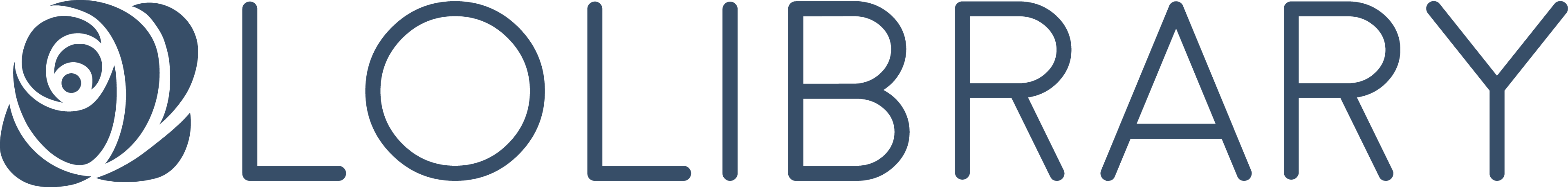 Lolibrary logo